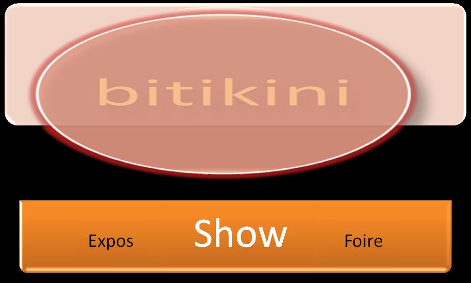 Bitikini show